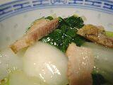 ベーコン白菜